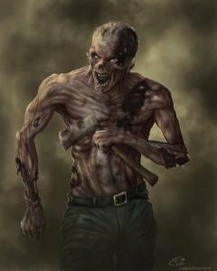 zombie_with_hatchet_by_shredguts-d5hfb8c